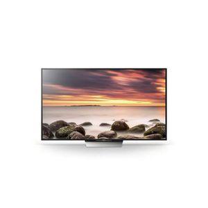 tv intelligente sony kd75xd8505 75 4k ultra hd led wifi noir t l viseur led avis et prix. Black Bedroom Furniture Sets. Home Design Ideas