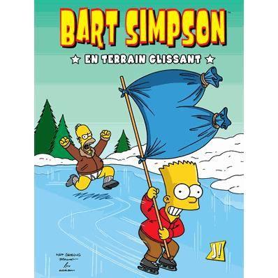 Bart simpson tome 2 achat vente livre matt groening jungle parution 06 05 2015 pas cher - Bande dessinee simpson ...