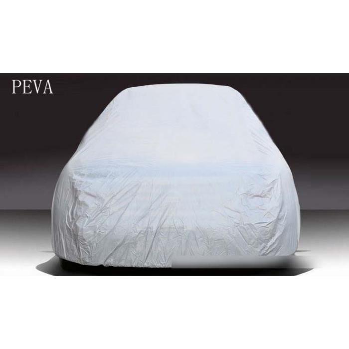 Housse protection de voiture m 430x160x120cm prix pas for Housse protection voiture