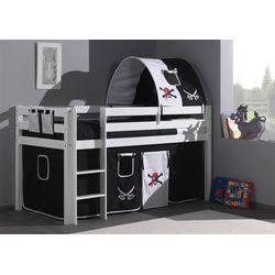 lit sur lev enfant habillage pirate avec so achat vente lit combine cdiscount. Black Bedroom Furniture Sets. Home Design Ideas