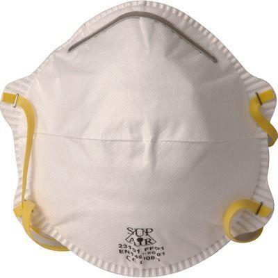 masque anti poussi re sans soupape ffp1 20 achat vente masque lunette cdiscount. Black Bedroom Furniture Sets. Home Design Ideas