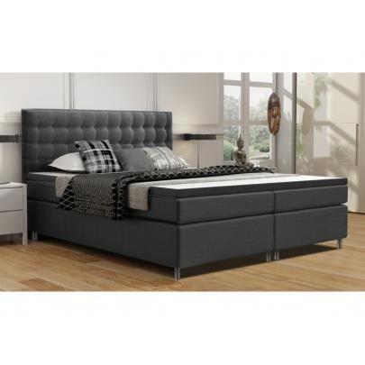 ensemble lit complet maison design. Black Bedroom Furniture Sets. Home Design Ideas