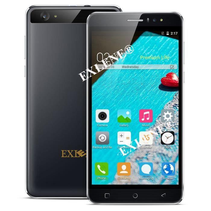 smartphone d bloqu 3g 8go 1 go 6 0 pouces ecran 1 3 ghz quad core android 5 1 double sim gps. Black Bedroom Furniture Sets. Home Design Ideas
