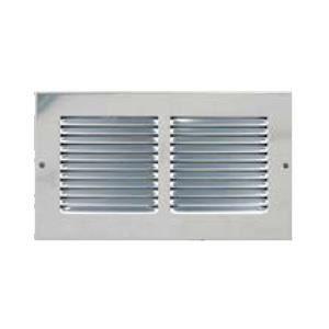 grille ventilation 240x140mm aluminium avec moustiquaire achat vente vmc accessoires vmc. Black Bedroom Furniture Sets. Home Design Ideas