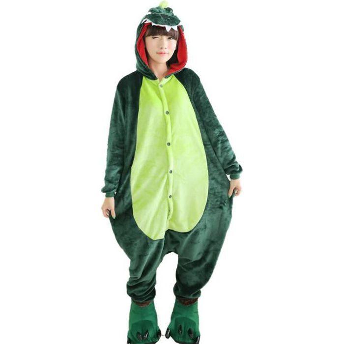 pyjama combinaison dinosaure achat vente pyjama combinaison dinosaure pas cher cdiscount. Black Bedroom Furniture Sets. Home Design Ideas