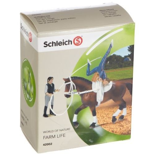 schleich 42002 figurine set de voltige achat vente figurine personnage cdiscount. Black Bedroom Furniture Sets. Home Design Ideas