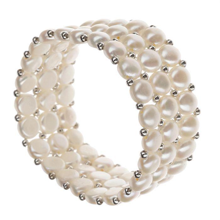nacre de perle bracelet achat vente bracelet gourmette nacre de perle bracelet blanc cd. Black Bedroom Furniture Sets. Home Design Ideas