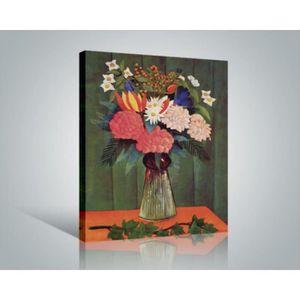 Toile bouquet de fleur achat vente toile bouquet de for Poster sur toile