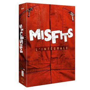 DVD SÉRIE DVD Misfits L'intégrale : Saisons 1 à 5