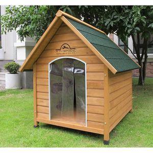 grande niche pour chien achat vente grande niche pour chien pas cher cdiscount. Black Bedroom Furniture Sets. Home Design Ideas