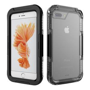 coque etanche iphone 7 plus achat vente coque etanche iphone 7 plus pas cher cdiscount. Black Bedroom Furniture Sets. Home Design Ideas