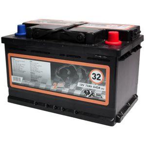 batterie auto 70 ah achat vente batterie auto 70 ah pas cher cdiscount. Black Bedroom Furniture Sets. Home Design Ideas