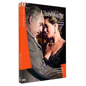 DVD FILM L'héritage : Anthony Quinn, Dominique Sanda, Fabio