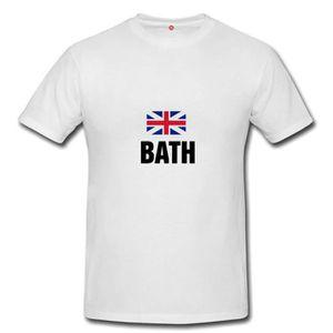 T-SHIRT T-shirt bath homme et femme unisex