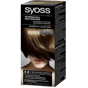 coloration coloration syoss 4 6 chtain chocolat dor - Syoss Coloration Prix