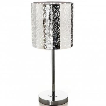 lampe pied m tal abat jour d coup achat vente lampe. Black Bedroom Furniture Sets. Home Design Ideas