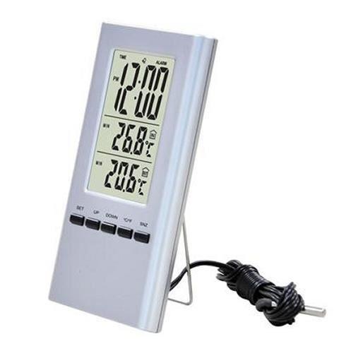 station m 233 t 233 orologique num 233 rique avec capteur ext station m 233 t 233 o avis et prix pas cher cdiscount