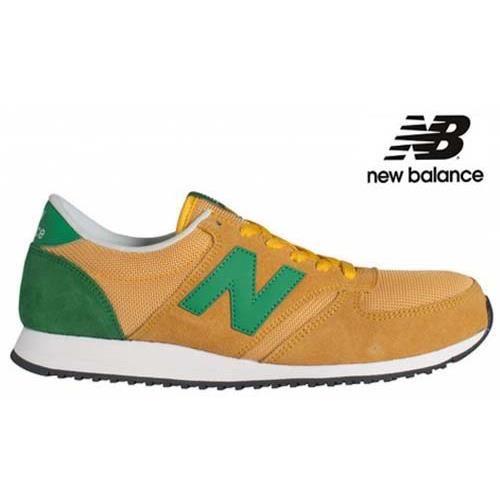new balance u420 noir et jaune