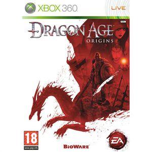 JEUX XBOX 360 DRAGON AGE : Origins / JEU CONSOLE XBOX360