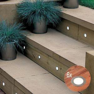 spot encastrable exterieur achat vente spot. Black Bedroom Furniture Sets. Home Design Ideas