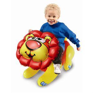 JEUX DE PISCINE Leo Le Lion Gonflable