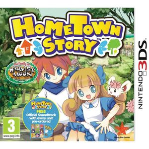 Hometown Story (Nintendo 3DS) [UK IMPORT]
