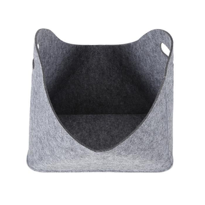 tiroir de rangement panier de rangement pour voiture portable gris achat vente tiroir. Black Bedroom Furniture Sets. Home Design Ideas
