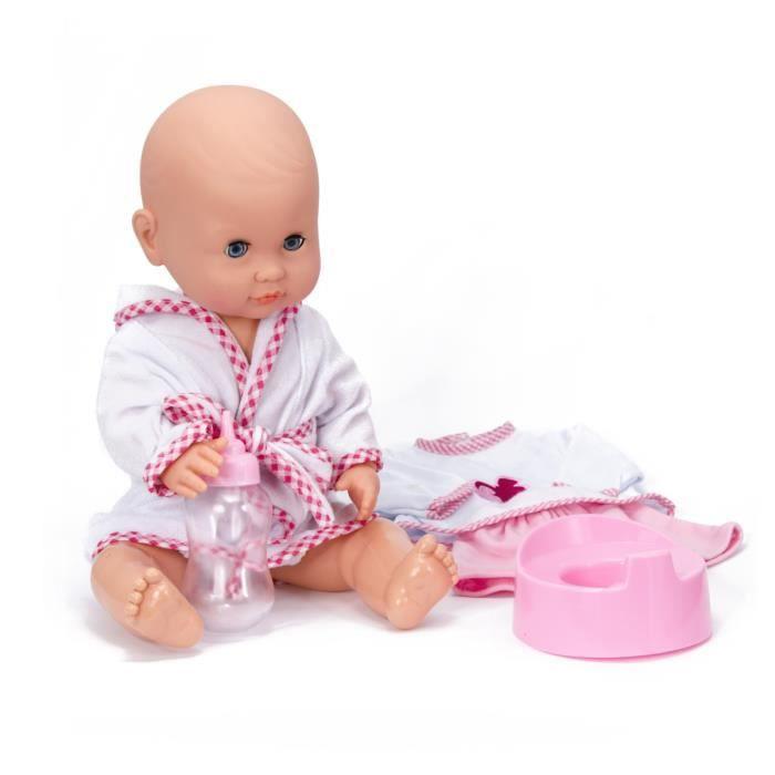 B b baigneur rose et son pot aille unique coloris unique - Bebe et le pot ...