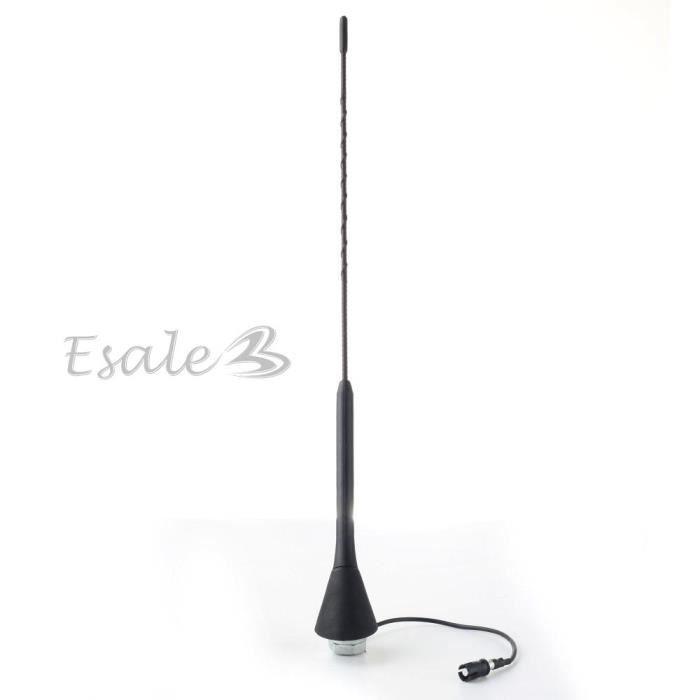 carchet 16 antenne de toit base radio am fm pour auto voiture 5v 12v 24v achat vente. Black Bedroom Furniture Sets. Home Design Ideas