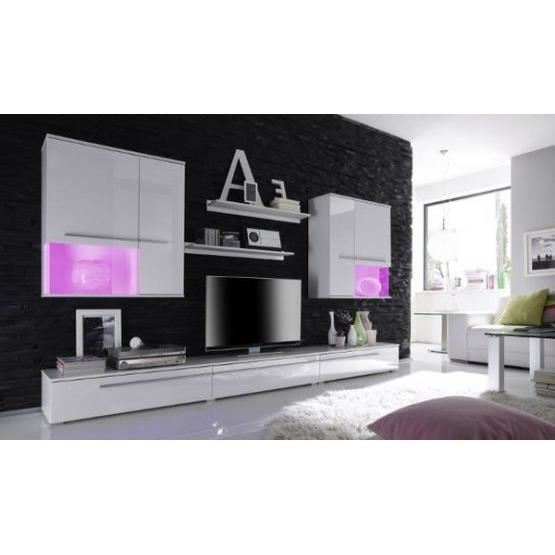 acheter meuble tv design. Black Bedroom Furniture Sets. Home Design Ideas