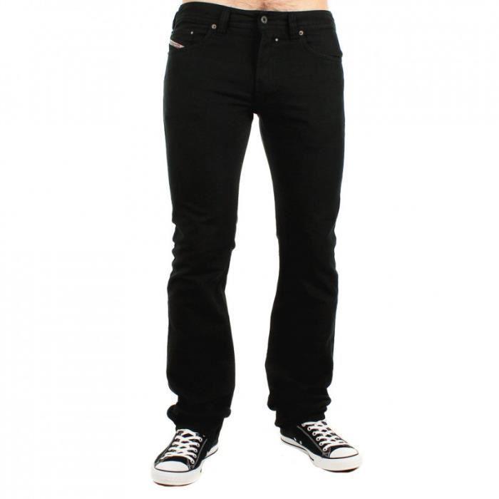 jean diesel safado noir noir achat vente jeans 2009947953033 cdiscount. Black Bedroom Furniture Sets. Home Design Ideas