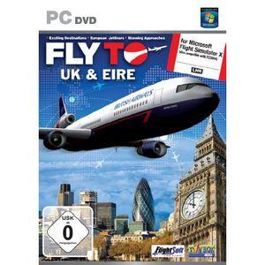 JEU PC FLY TO UK & EIRE / Jeu PC