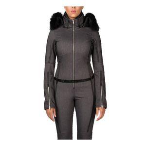 COMBINAISON DE SKI Combinaison De Ski Spyder Eternity Suit Black