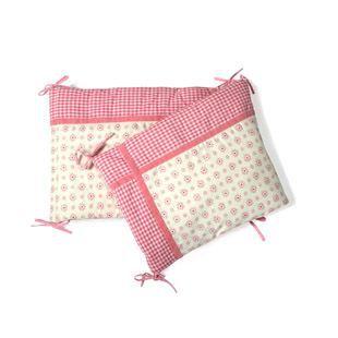 baby boum tour de lit 36 x 180 cm cotty gum rose achat vente tour de lit b b 5420010638034. Black Bedroom Furniture Sets. Home Design Ideas
