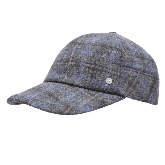 casquette baseball homme abretch noir bleue achat vente casquette casquette baseball. Black Bedroom Furniture Sets. Home Design Ideas
