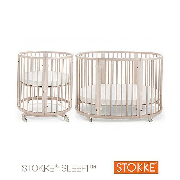 pack stokke lit 120cm fl che de lit whitewash achat. Black Bedroom Furniture Sets. Home Design Ideas