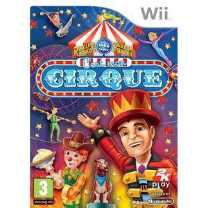 JEUX WII C'EST MON CIRQUE / JEU CONSOLE NINTENDO Wii