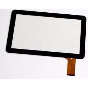 ECRAN DE TÉLÉPHONE Vitre tactil tablette polaroid mid4810 10.1 noir