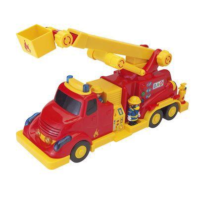 VOITURE - CAMION BAO - Camion de pompiers