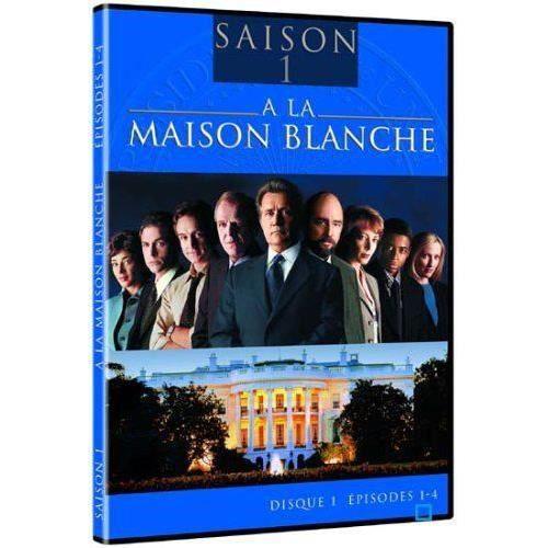 A la maison blanche saison en dvd s rie pas cher for A la maison blanche saison 3