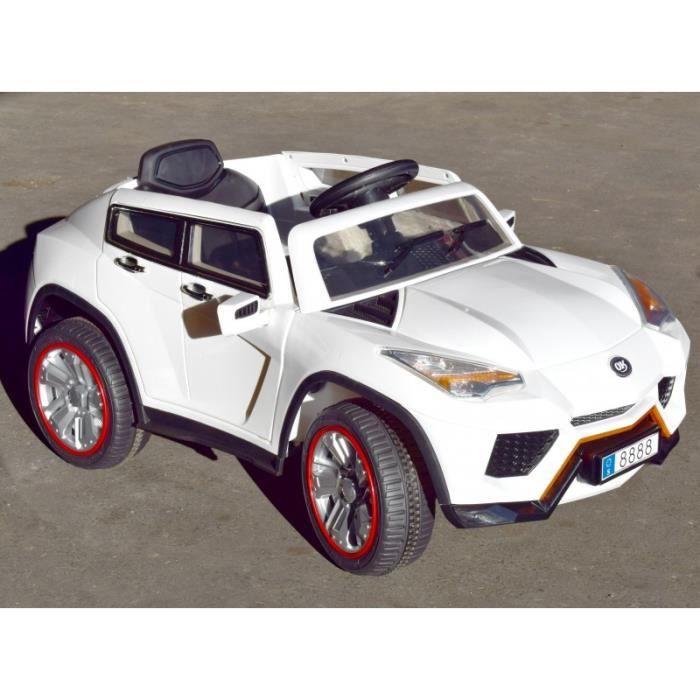 voiture lectrique crossover pour enfant achat vente voiture enfant soldes cdiscount. Black Bedroom Furniture Sets. Home Design Ideas