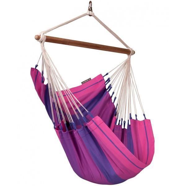 hamac chaise simple colombien violet achat vente hamac hamac chaise simple cdiscount. Black Bedroom Furniture Sets. Home Design Ideas