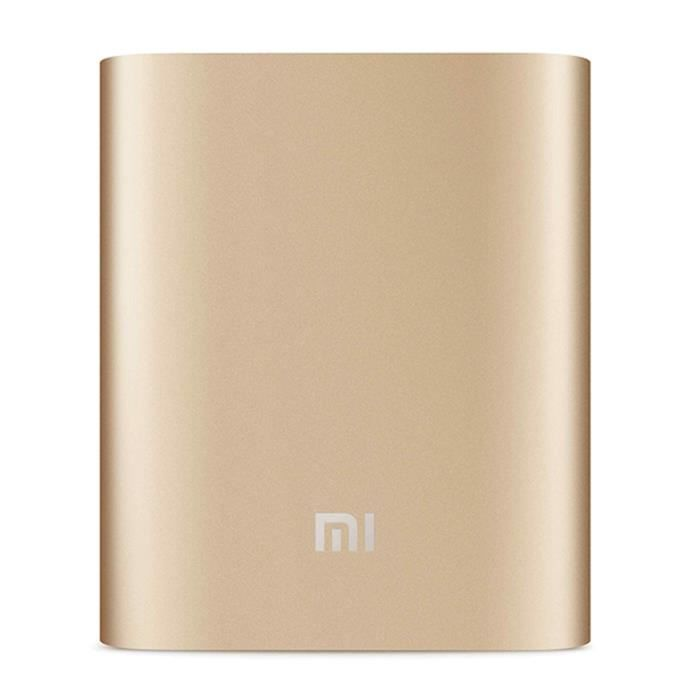 demarkt xiaomi originale 10400 mah power bank portable chargeur batterie externe de secours pour. Black Bedroom Furniture Sets. Home Design Ideas