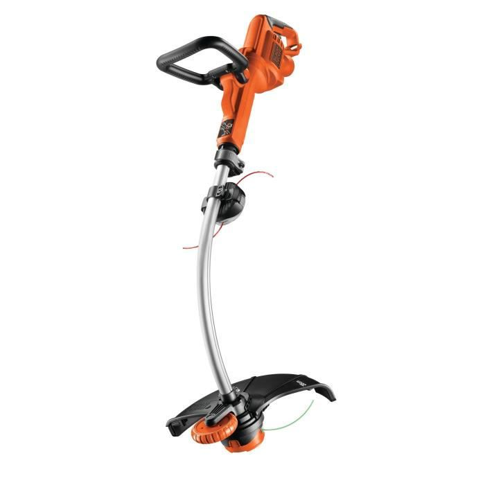 Black decker coupe bordures 900w 35cm gl9035 achat vente coupe bordure cdiscount - Coupe bordure black decker sans fil lithium ...