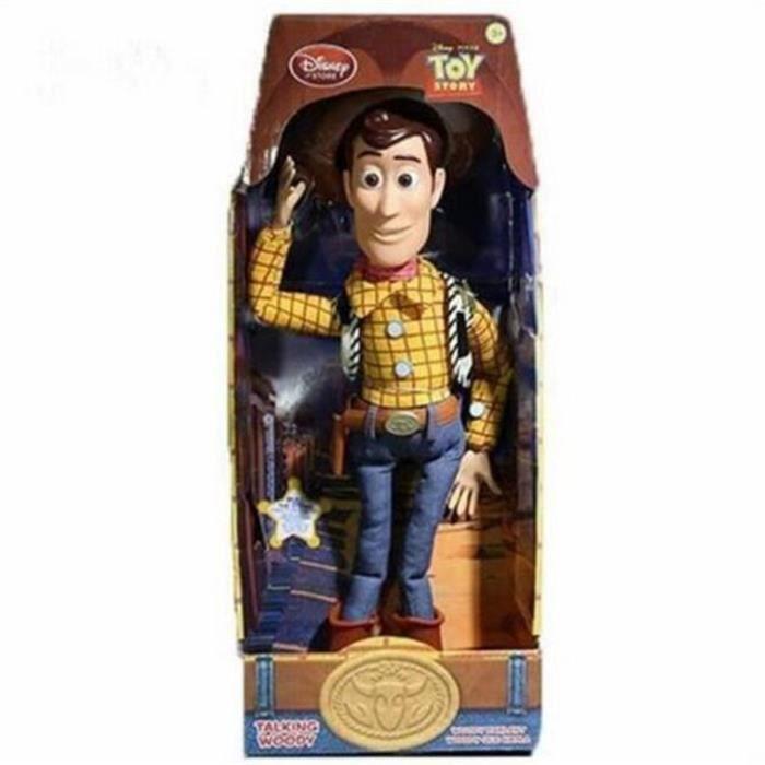 Djy toy story woody figure 43cm jouets parlants pvc figure - Le cochon de toy story ...