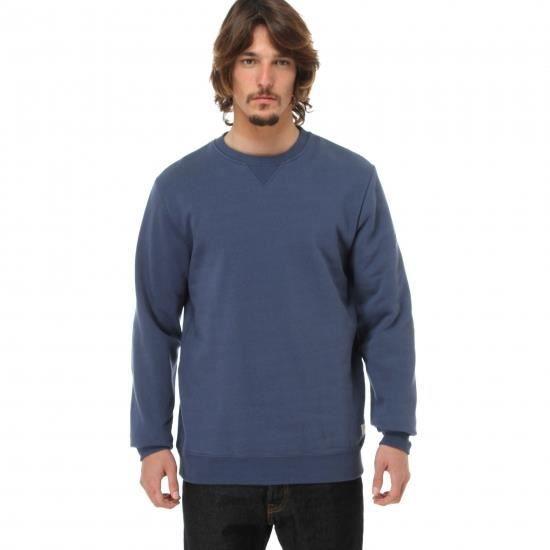 vans veste gilet vans veste bleu homme bleu achat vente veste cdiscount. Black Bedroom Furniture Sets. Home Design Ideas