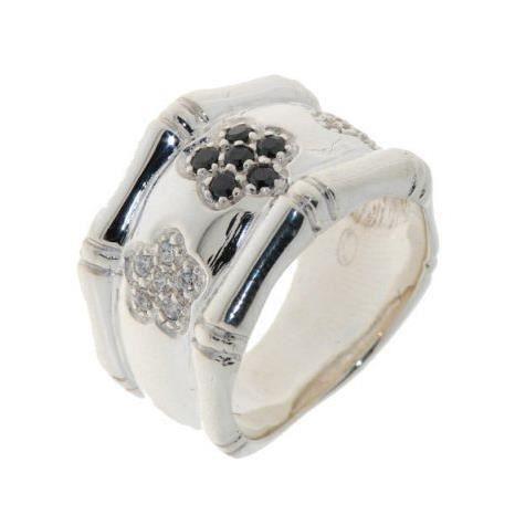 bague argent oxyde de zirconium blanc achat vente bague anneau femme adulte argent blanc. Black Bedroom Furniture Sets. Home Design Ideas