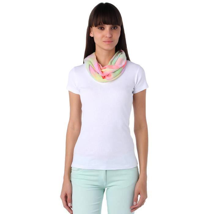 tour de cou femme achat vente echarpe foulard 2009832332035 cdiscount. Black Bedroom Furniture Sets. Home Design Ideas