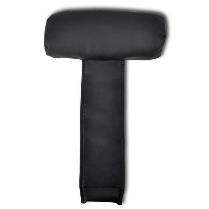 Appuie t te pour chaise noir achat vente chaise de - Chaise de bureau noire ...