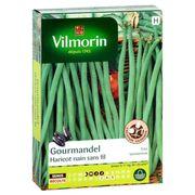 GRAINE - SEMENCE VILMORIN Haricot Gourmandel Boîte - 100g - Créatio